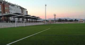 Atlético Vallbonense inaugura su nuevo campo Salvador Martí
