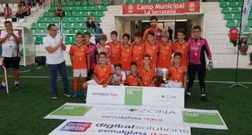 Primer Toque cayó ante el Castellón en la final del Torneo Castellón Base Alevín