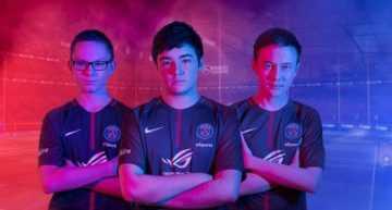 PSG eSports entra fuerte en la escena de Rocket League