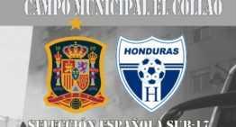 La Selección Española Sub-17 se despide en Alcoy antes de viajar al Mundial