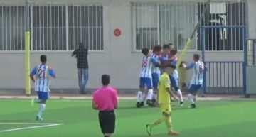 VIDEO: El Kelme CF dio la sorpresa en su visita a Villarreal en Liga Autonómica Cadete (1-2)