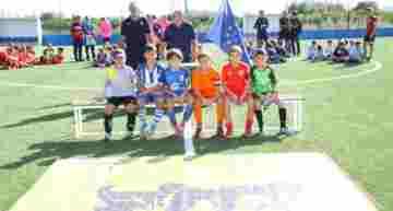 Caxton, San José o Torre Levante, entre los seis primeros clasificados de la VIII Copa Federación Alevín