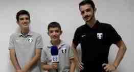 El CF San José analiza 'a fondo' a tres hermanos de su escuela