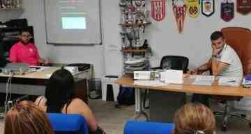 CD Malilla renueva su web y apuesta por las charlas sobre metodología para padres