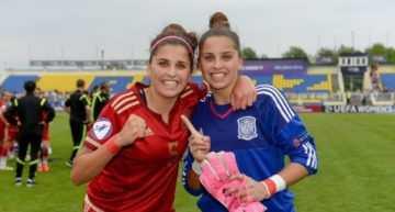 Noelia y Natalia Ramos, citadas con España Sub-19 para el Minitorneo de Albania