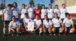 El Atlético Aspe manda en solitario en el Grupo II de Primera Regional Femenina