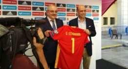 Habrá llenazo en el Rico Pérez para el España-Albania (y también en el entrenamiento previo)