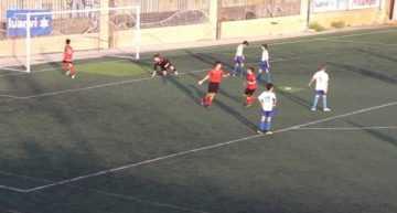 VIDEO: El Cadete F del Alboraya debutó con buen pie ante el Sagunto FB (3-1)