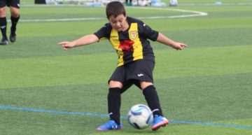 Duro varapalo del San Lorenzo de Castellón al CD Roda Benjamín G (8-4)