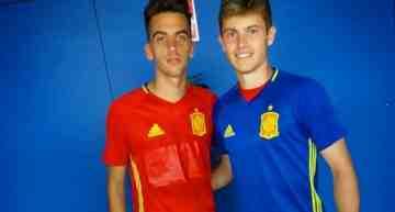 España Sub-19 cuenta con cinco representantes del fútbol valenciano