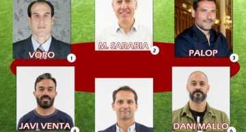 El COTIF reunirá en una mesa redonda a Manu Sarabia, Voro, Palop, Giner, Javi Venta y Dani Mallo
