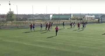 VIDEO: Empate sin goles entre CD Castellón y Benidorm en Liga Autonómica Cadete (0-0)