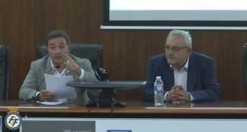 Medidas concretas: conclusiones del Congreso FFCV STOP Violencia para el fútbol base