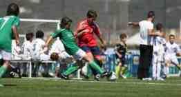 Resultados abultados en la Jornada 2 de la VIII Copa Federación Alevín