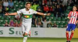 Copa del Rey: La Ponferradina sorprende al Villarreal y el Elche aguanta ante el Atlético