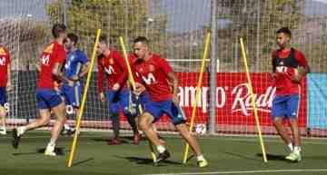 Así puedes asistir como público al entrenamiento de la Selección Española en el 'Rico Pérez' el día 5