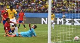 Insuficiente conexión valenciana: España cayó ante Brasil en su debut en el Mundial Sub-17 (1-2)