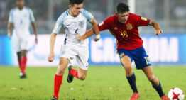 España cayó contra una Inglaterra superior y debe conformarse con el subcampeonato del mundo Sub-17 (2-5)