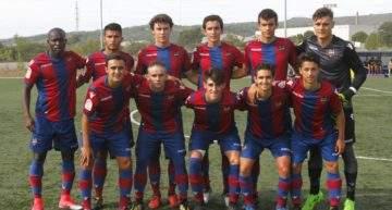 El Levante hizo sudar tinta al Atlético Madrileño en División de Honor (3-1)