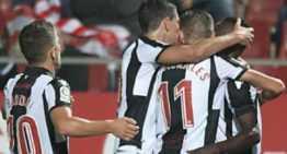 El Levante recupera la solidez y se reencuentra con la victoria en Copa del Rey (0-2)