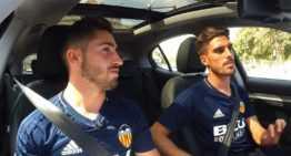 VIDEO: Los canteranos Nacho Vidal y Nacho Gil se 'confiesan' al volante