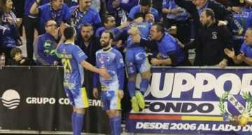 El Peñíscola se la juega en la Copa del Rey ante el rival más temible