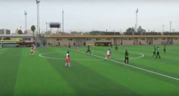 VIDEO: El Valencia sigue 'on fire' y asalta al CD Roda en Cadete Autonómico (0-2)