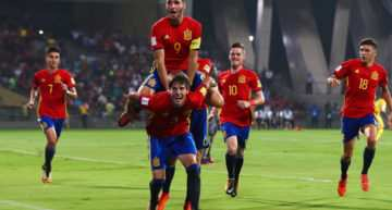 Un cerrojo 100% valenciano se medirá en la final al equipo más goleador del Mundial Sub-17
