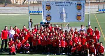 La policía tuvo que intervenir debido a una tángana al final del Sporting Xirivella – Sporting de Manises juvenil