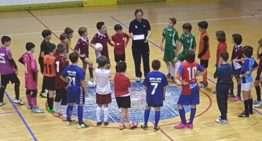 Sagunto albergará un nuevo entrenamiento de Alevines e Infantiles de la Selección FFCV de fútbol sala