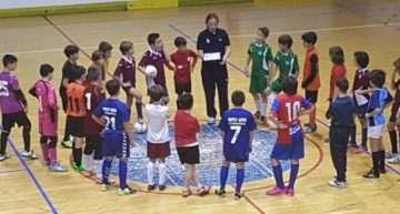 Burjassot acogerá los entrenamientos de las Selecciones de Fútbol Sala el domingo 29