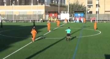VIDEO: Empate en partido loco entre Torre Levante y CD Roda en División de Honor Juvenil (3-3)