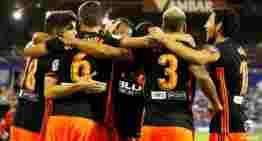 El Valencia vuelve a ser un equipo copero y encarrila el pase ante el Zaragoza (0-2)