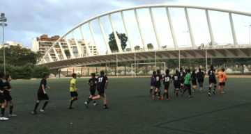 EFB Deportes Júcar: el club de fútbol base gestionado… ¡por los padres!