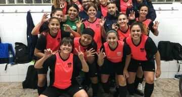 El Rumbo cede los primeros puntos de la temporada y pierde el liderato del Grupo 1 de Primera Regional Femenina