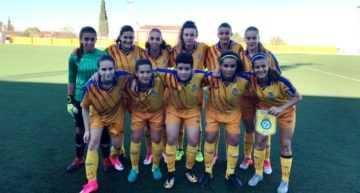 La Selección Femenina FFCV Sub-16 se medirá al Levante 'B' en Picassent para probar su nivel actual