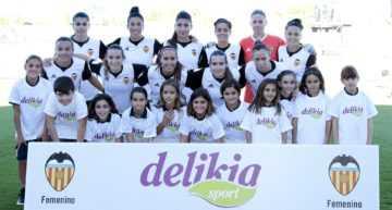 El Valencia Femenino venció al Real Betis y sigue con su buena racha en la Liga Iberdrola