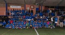 El Campo de El Palleter se llenó hasta arriba para la presentación 17-18 del Paiporta CF