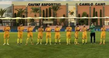 La Selección Sub-23 FFCV se medirá a Galicia a doble partido en la Fase Intermedia de la Copa de Regiones UEFA