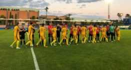 La Selección Sub-23 FFCV demuestra su competitividad en sus primeros amistosos
