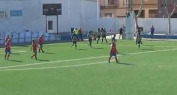 VIDEO: Aldaia y Joventut Almassora firmaron tablas en el choque de titanes en Segunda División Femenina (2-2)