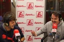 """Sergio Ayala: """"El fútbol es muy bonito, hay que aprovecharlo mientras dure"""""""