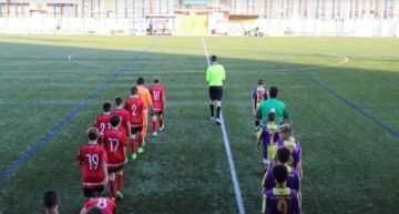VÍDEO: Alta efectividad del Alboraya 'C' Infantil en su visita al CF Burjassot (2-5)