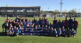 Gran éxito del Clinic de Fútbol Base Femenino con el Levante UD en la Ciudad Deportiva de Buñol
