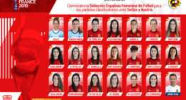 Paños, Ivana y Mari Paz siguen siendo 'fijas' para Jorge Vilda en la Selección Femenina