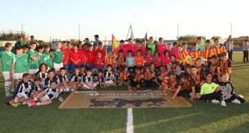 Patacona, Tavernes Blanques o CD Castellón, clasificados en la Jornada 6 de la VIII Copa Federación Alevín