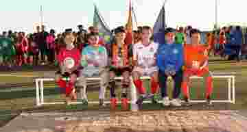Resultado del sorteo de la Segunda Fase Alevín y Benjamín de la IX Copa Federación