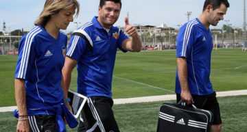 Cristian Toro: 'El fútbol es pasión, no se puede exigir a los jugadores que den el máximo desde la comodidad'