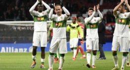 El Elche se despide de la Copa del Rey en el Wanda Metropolitano con todos los honores (3-0)