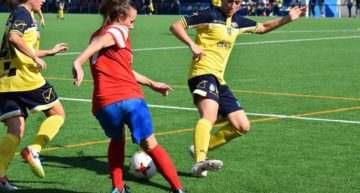 Jornada de grandes partidos en el Grupo 7 de Segunda División Femenina